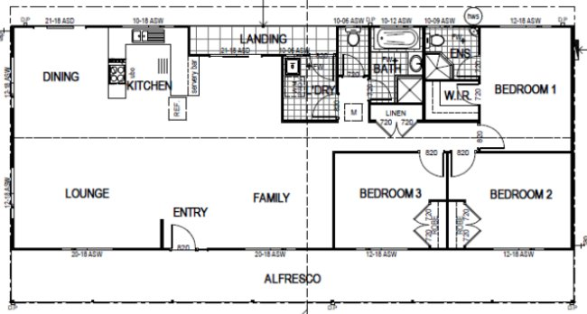 australian house floor plans three bedroom homestead house planr